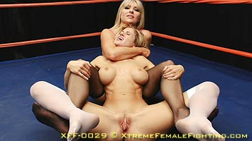 Tylene Buck Catfight